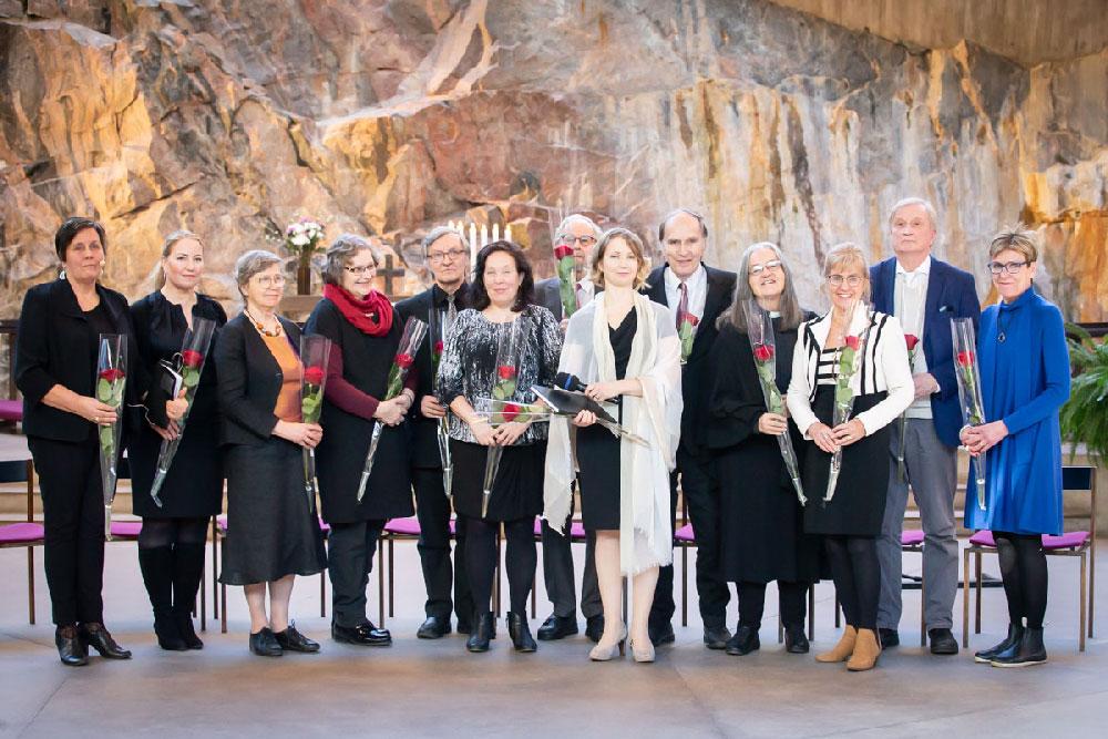 100-vuotisjuhlakirjan julkistus 24.3.2019