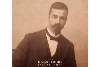 Ilmari Krohn Ikiaartehet CD