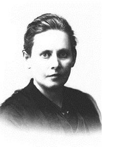 Hilja Haahti, Kristillisen Taideseuran perustaja