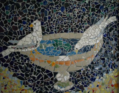 Mosaiikkityö