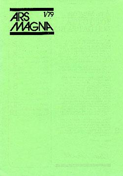 Ars Magna 1979/1