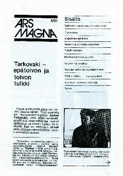 Ars Magna 1981/1
